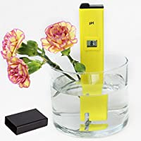 Digital PH Meter Tester Pen by Kiartten: This Waterproof pH Meter Does Far More Than Just Test Water! This Auto Pen Tester May Be Used For Water, Hydroponics, Pools, Spas and Other Water Based Applications. It's Also Perfect for Wines, Urine Testing & More! Buy Now To Start Getting Your Perfect pH Readings Today! by Kiartten - Pool Spa Design