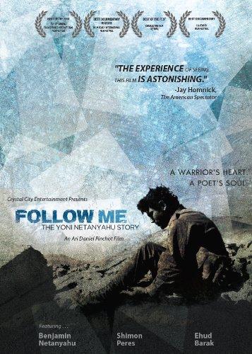 Follow Me - The Yoni Netanyahu Story