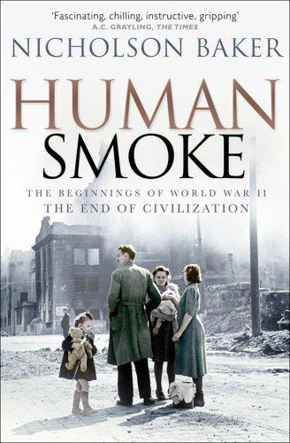 Human Smoke Cover Image