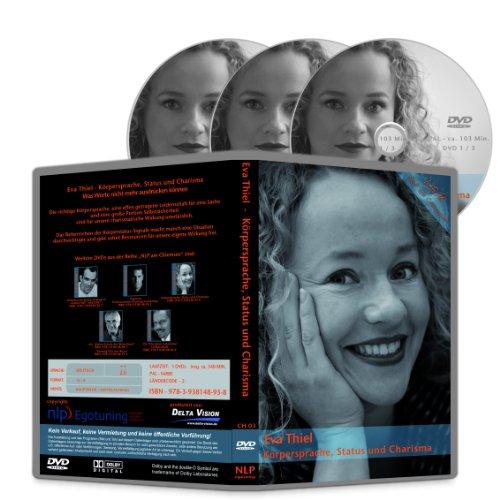 Körpersprache, Status und Charisma, 3 DVD-Videos