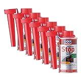 Liqui Moly 6X 5180 Diesel Ruß-Stop DPF Additiv Kraftstoffzugabe 150ml