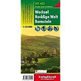 Freytag Berndt Wanderkarten, WK 422, Wechsel - Bucklige Welt - Bernstein - Maßstab 1:50 000 (freytag & berndt Wander-Rad-Freizeitkarten)