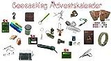 Geocaching Adventskalender Weihnachten 24 Teile Geocaching Verstecke Gürteltasche Uv Lampe Nano MICNO Versteck Schnecke Hutmutter Überraschung Weihnachten