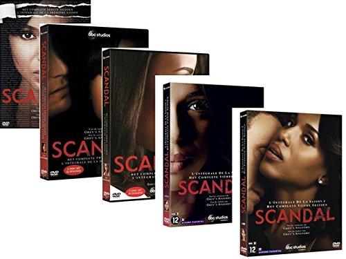 Scandal - l'Intégrale - Saisons 1 + 2 + 3 + 4 + 5