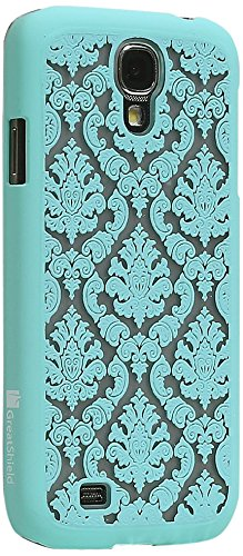 greatshield-tact-damask-fundas-para-telefonos-moviles-1-mm-1-piezas-turquesa