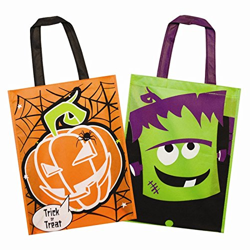treues m-48346 Halloween Trick or Treat Goodie Bag