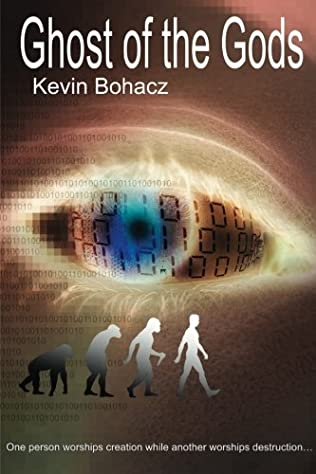 book cover of Ghost of the Gods
