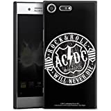 Sony Xperia XZ Premium Hülle Case Handyhülle Acdc Merchandise Rock & Roll