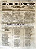 Telecharger Livres REVUE DE L OUEST No 83 du 12 07 1855 JOURNAL POLITIQUE ET D ANNONCES (PDF,EPUB,MOBI) gratuits en Francaise