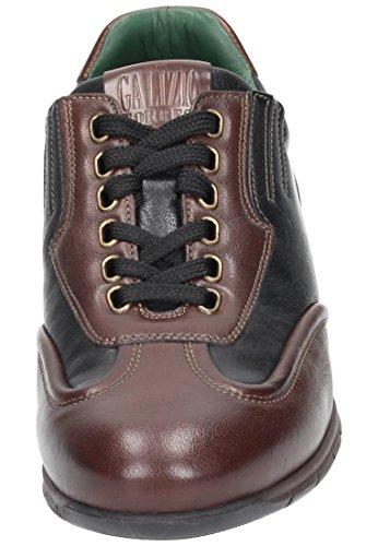Galizio torresi chaussures pour homme marron/bleu Marron - Marron