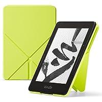Origami Hülle für Kindle Voyage, Limone Gelb