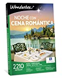 WONDERBOX Caja Regalo - Noche con Cena ROMÁNTICA - 2.210 hoteles en España y Europa