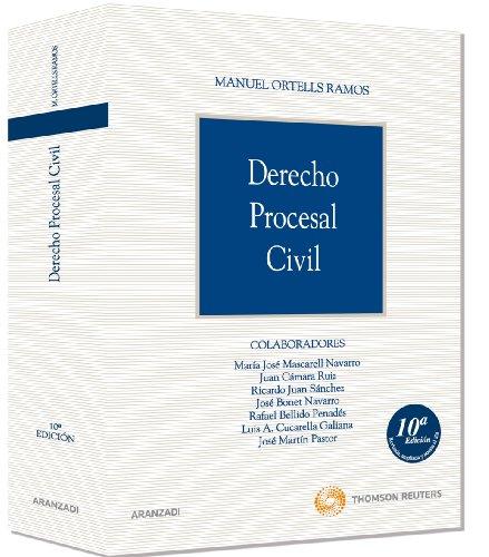 Derecho Procesal Civil (Manuales)