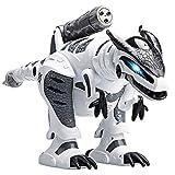 Giocattoli Dinosauro, Daxin Intelligente Dinosauro Distanza telecomandati Giocattolo Dinosauro Robot elettronico programmabile Interactive Robotic Giocattolo con Luce e Suono lanciamissili