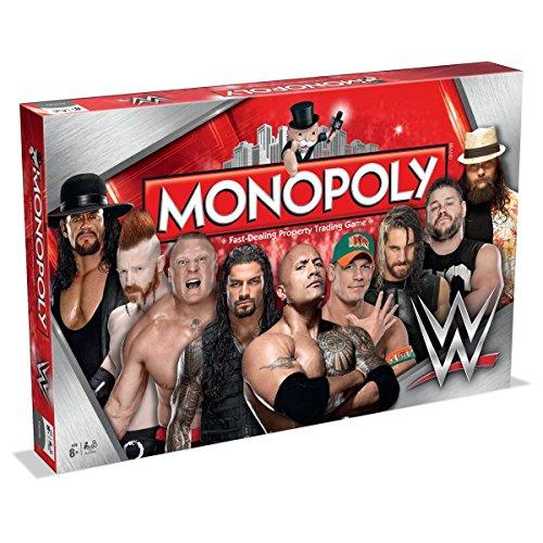 Winning Moves Monopoly, englische Ausgabe