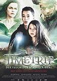 Viaje en el tiempo: la maldición de la Viking de bruja Póster de película en alemán 11 x 17 - 28 cm x 44 cm