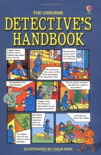 Detective's Handbook (Usborne Guidebooks)