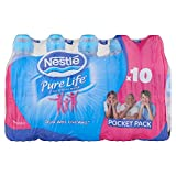 NESTLE PURE LIFE Still Spring Water, 330 ml, Pack of 10