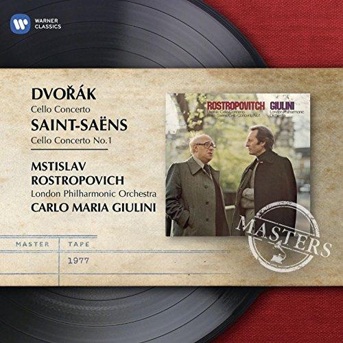 Dvorak & Saint-Saens:Cello Concertos