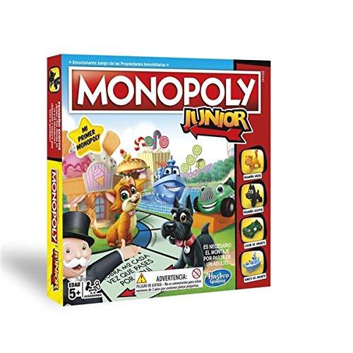 Monopoly- Junior Versión Española