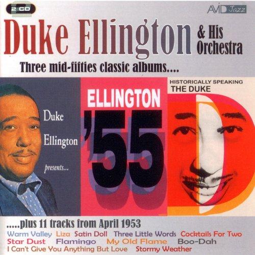 Duke Ellington Presents: Everything But You