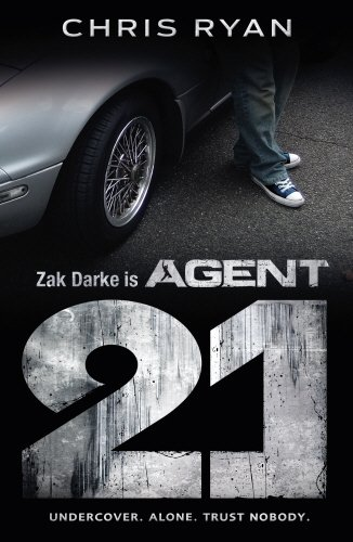 Agent 21 Cover Image