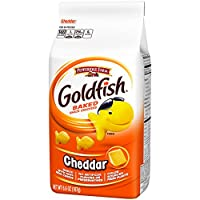 ‏‪Pepperidge Farm Goldfish Cheddar - 187 gm (14100085478)‬‏