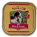 Classic Dog | Schale Rind & Lamm | 20 x 150 g