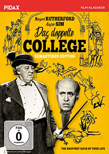 / Großartige Komödie mit MISS MARPLE Margaret Rutherford (Pidax Film-Klassiker) ()