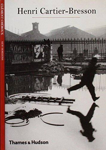 Henri Cartier-Bresson (New Horizons) by Clément Chéroux (2008-11-24)