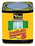 CDI 3366202 Smaltutto 9010 Smalto Antiruggine, Bianco Lucido, 750 ml