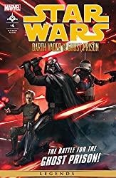 Star Wars: Darth Vader and the Ghost Prison (2012) #4 (of 5)