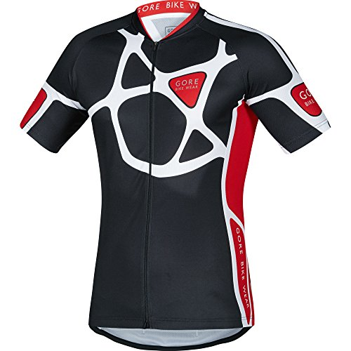 GORE BIKE WEAR ELEMENT ADRENALINE 3 0   MAILLOT PARA HOMBRE  COLOR NEGRO  TALLA XXL
