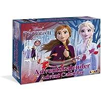CRAZE Calendrier de L'avent FROZEN 2 2019 Calendrier des jouets pour enfants à la princesse de glace de Noël 19511