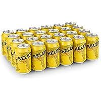 Keler Cerveza - Paquete de 24 x 330 ml - Total: 7920 ml
