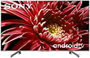 Sony KD-65XG8577 - Televisor 4K, HDR, Android TV, procesador X1, Acoustic Multi-Audio, Triluminos, Asistente d