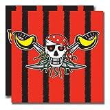 Folat Amscan Piraten-Servietten