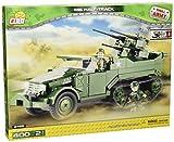 COBI - M16 Half-Track, vehiculo militar, color verde (2469)