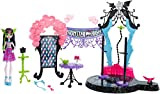 Monster High - Welcome to Monster High Dance - The Fright Away Spielset - inkl Draculaura Puppe
