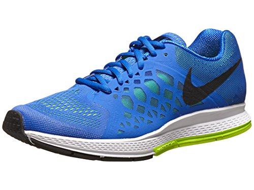 Nike Zoom Pegasus 31, Chaussures de running homme Blue (Hyper Cobalt/Black/Volt)