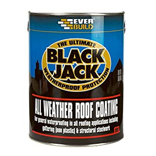 Everbuild 90525 All Weather Roof Coating 25L