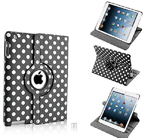 AR Premium Apple iPad 2./3./4. Generation–Multi Stand hochwertigem Synthetik Leder Pro 360Grad drehbar Case Cover mit Auto Sleep/Wake Funktion Fall Perfektion/geeignet nur für Apple Apple iPad 2./3./4. Generation/Modell: - 3 Ipad Auto-fall