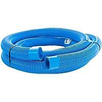 Mareva 07988 Tuyau d'Épurateur de Rechange Bleu 3 m Diamètre 38 mm