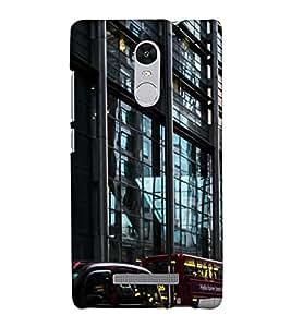 EagleHawk Designer 3D Printed Back Cover for Xiaomi Redmi Note 3 - D821 :: Perfect Fit Designer Hard Case