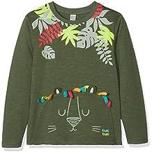 Amazon.es  Camisetas Minecraft - Verde 9094ccc8fb01a
