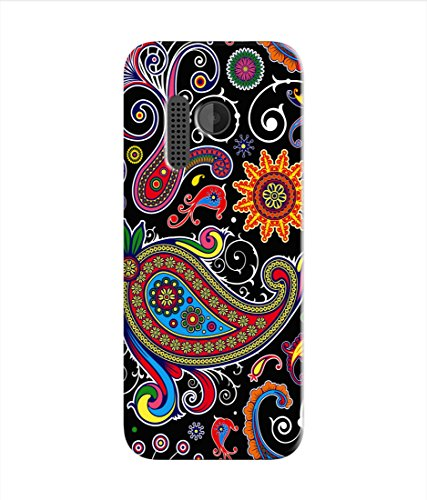 Kaira High Quality Printed Designer Soft Silicon Back Case Cover For Nokia 215 (Mehndi)  available at amazon for Rs.199