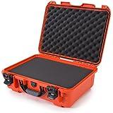 Nanuk 930 Waterproof Hard Case with Foam Insert - Orange