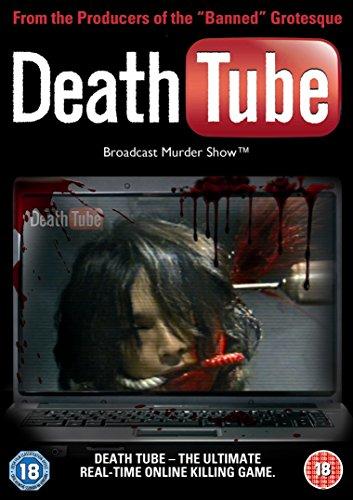 Death Tube [DVD] - Cami Tube