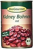 Produkt-Bild: BioGourmet Kidney Bohnen, 6er Pack (6 x 400 g)
