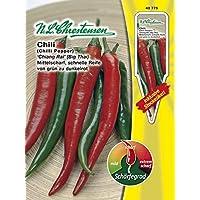 Portal Cool Chile Chiang Rai '- Capsicum annuum, pimienta, pimientos Aprox. 10 40775 Seeds